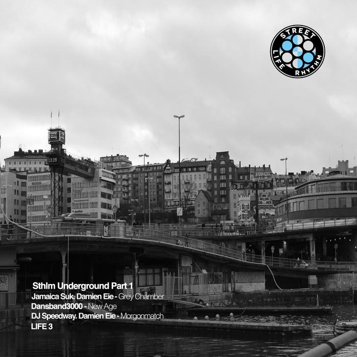 DAMIEN EIE & JAMAICA SUK/DANSBAND3000/DJ SPEEDWAY - Sthlm Underground Part 1