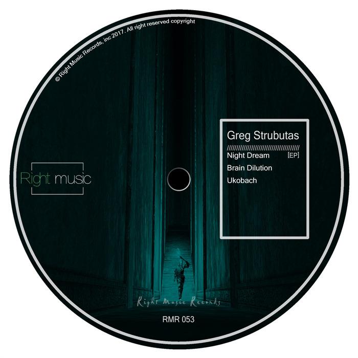 GREG STRUBUTAS - Night Dream