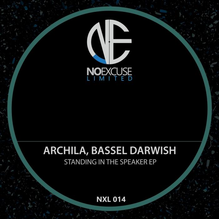 BASSEL DARWISH/ARCHILA - Standing In The Speaker