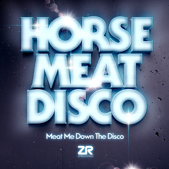 HORSE MEAT DISCOVARIOUS - Meat Me Down The Disco (mixed By Horse Meat Disco)
