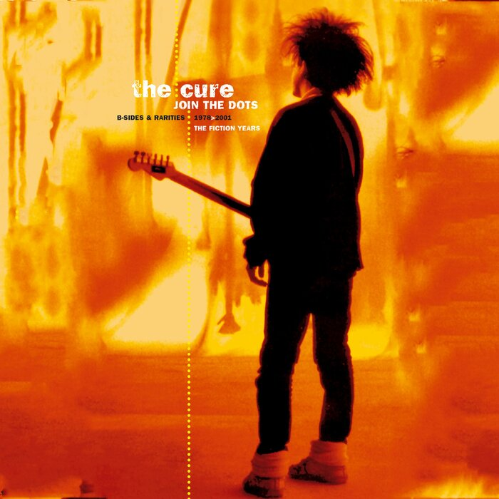 THE CURE - Join The Dots: B-Sides & Rarities 1978-2001 The Fiction Years (US Internet Release)