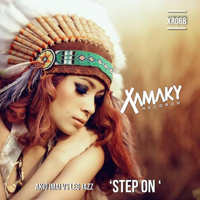 AKIO IMAI & LEG JAZZ - Step On