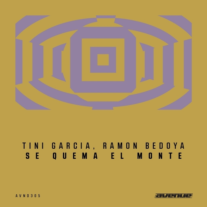 TINI GARCIA/RAMON BEDOYA - Se Quema El Monte