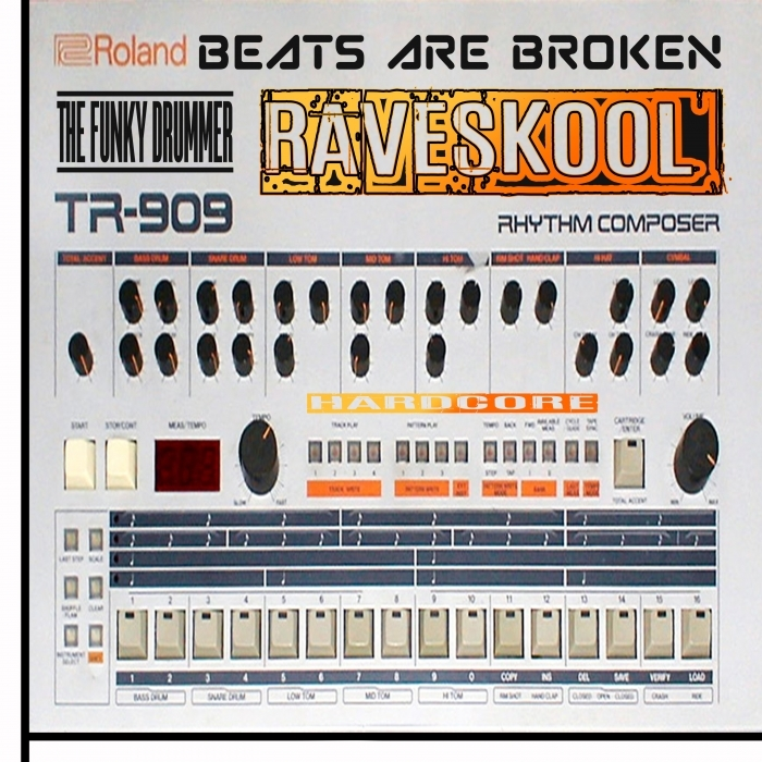 BEATS ARE BROKEN - The Funky Beat