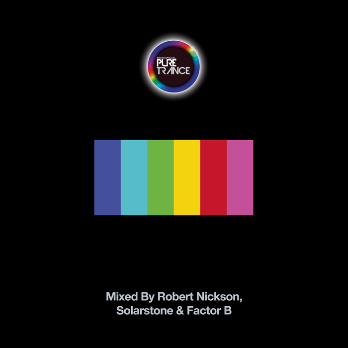 VARIOUS/ROBERT NICKSON/SOLARSTONE & FACTOR B - Solarstone Presents Pure Trance 6