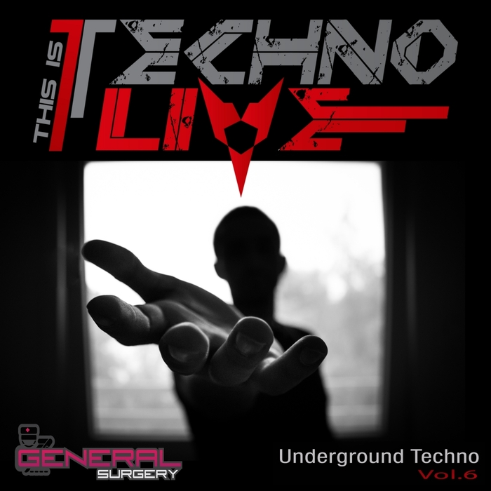 VARIOUS - This Is Techno Live Vol 6