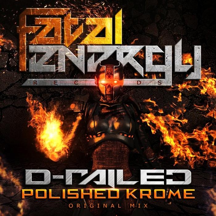 D-RAILED - Polished Krome