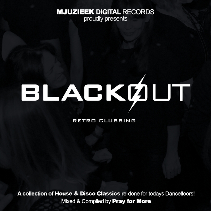 VARIOUS - BlackOut: Retro Clubbing Vol 1