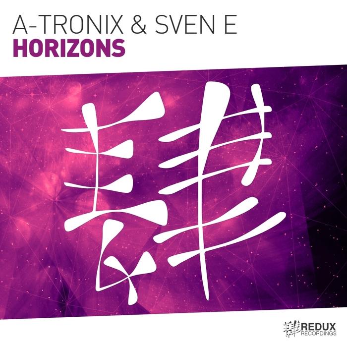 A-TRONIX/SVEN E - Horizons (Extended Mix)