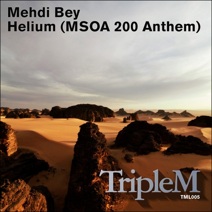 MEHDI BEY - Helium