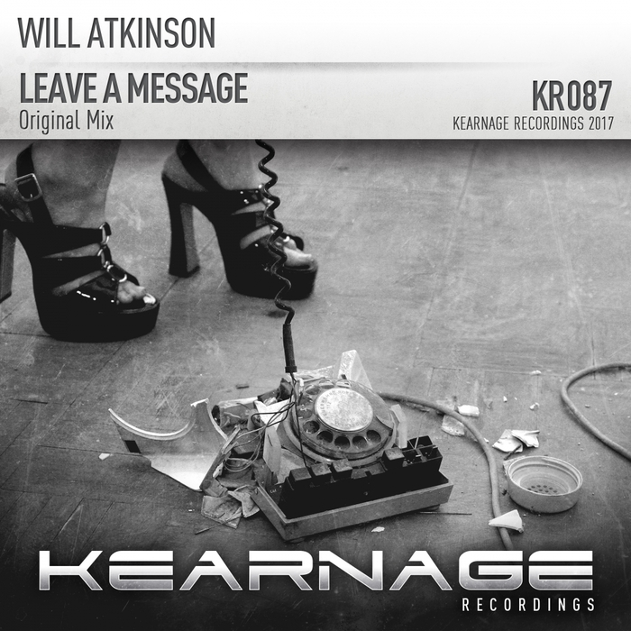 WILL ATKINSON - Leave A Message