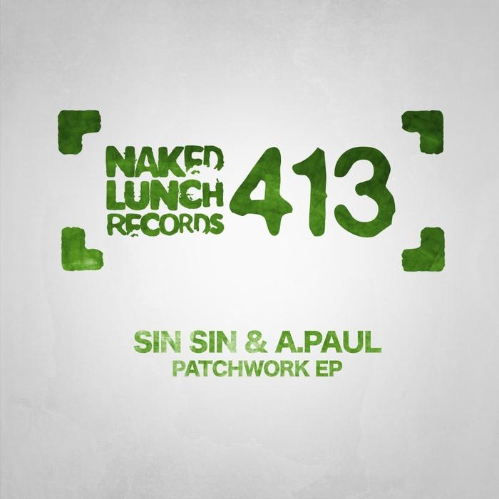SIN SIN & APAUL - Patchwork EP