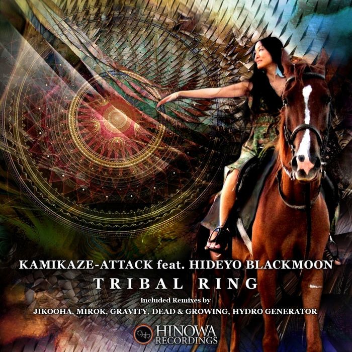 KAMIKAZE-ATTACK feat HIDEYO BLACKMOON - Tribal Ring