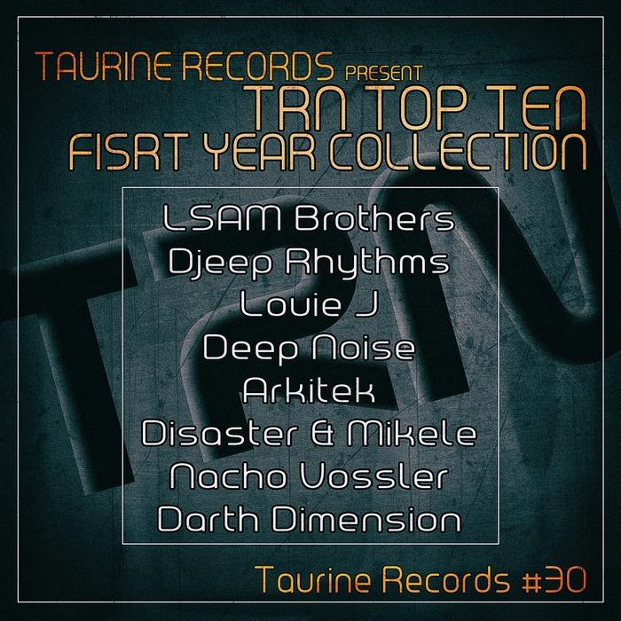 VARIOUS - TRN Top Ten: Fisrt Year Collection