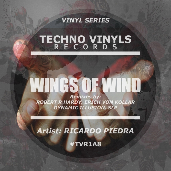 RICARDO PIEDRA - Wings Of Wind (remixes)