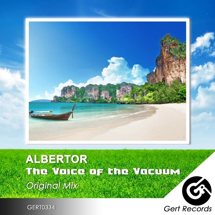 ALBERTOR - The Voice Of The Vacuum