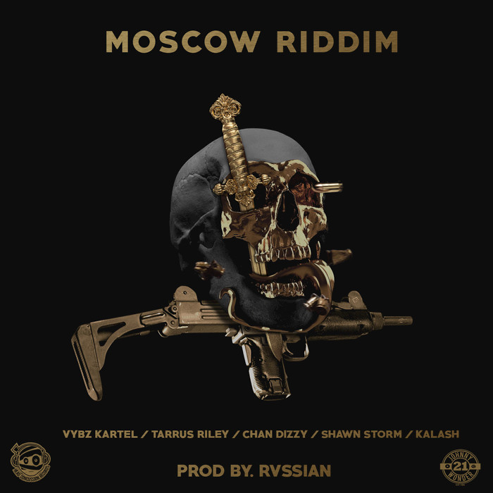 VARIOUS - Moscow Riddim