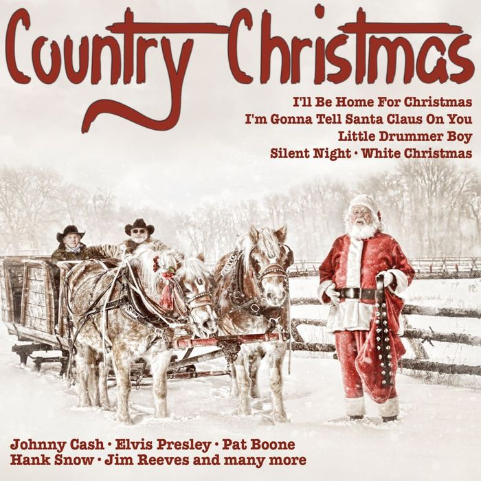 VARIOUS - Country Christmas
