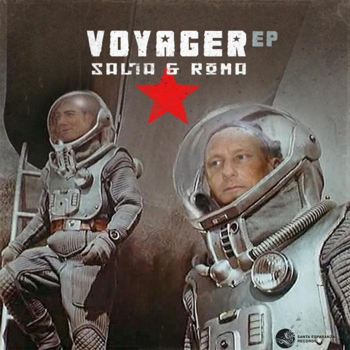 SALTA & ROMA - Voyager EP