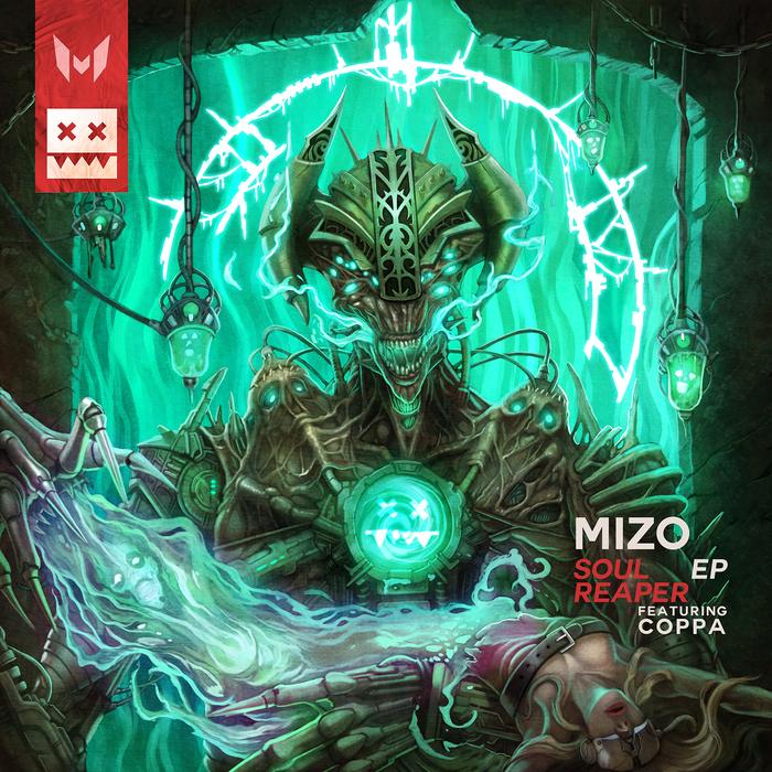 MIZO feat COPPA - Soul Reaper EP
