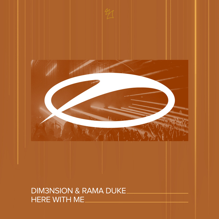 DIM3NSION & RAMA DUKE - Here With Me