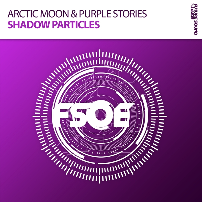 ARCTIC MOON & PURPLE STORIES - Shadow Particles