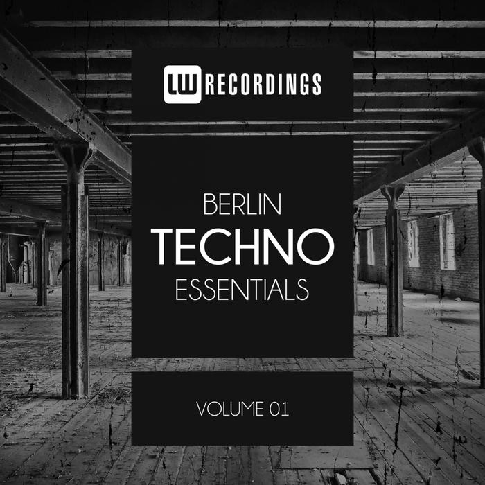 VARIOUS - Berlin Techno Essentials Vol 01