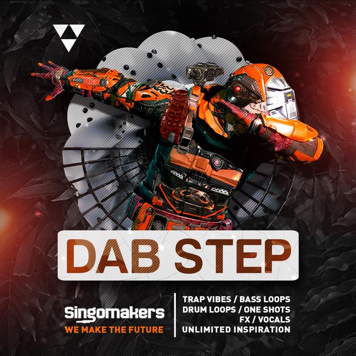 SINGOMAKERS - Dab Step (Sample Pack WAV/APPLE/LIVE/REASON)