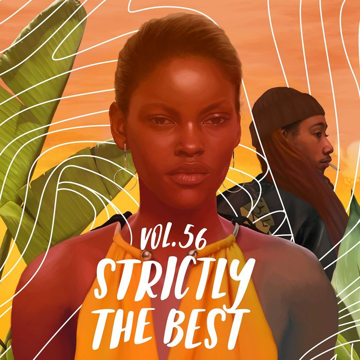 VARIOUS - Strictly The Best Vol  56