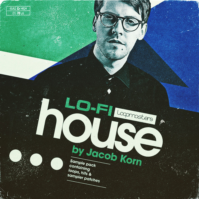 JACOB KORN - LoFi House (Sample Pack WAV/APPLE/LIVE/REASON)