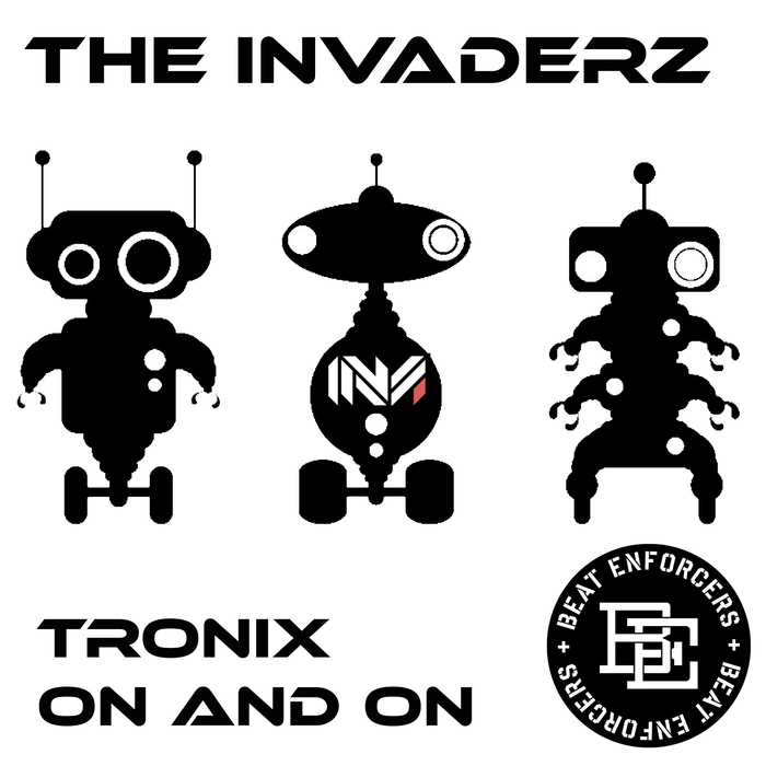 THE INVADERZ - Tronix