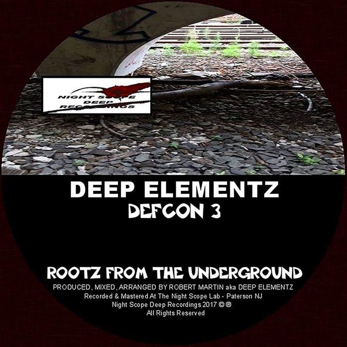 DEEP ELEMENTZ - Defcon 3