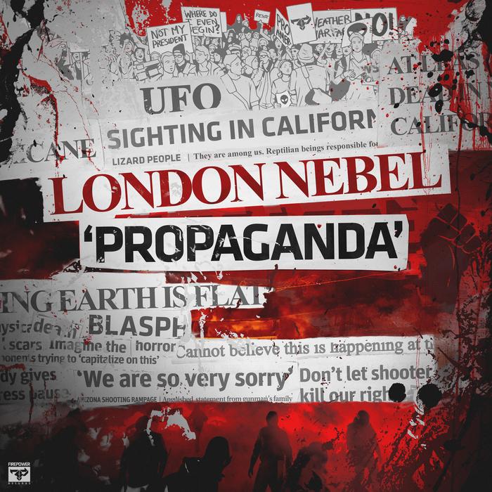 LONDON NEBEL - Propaganda