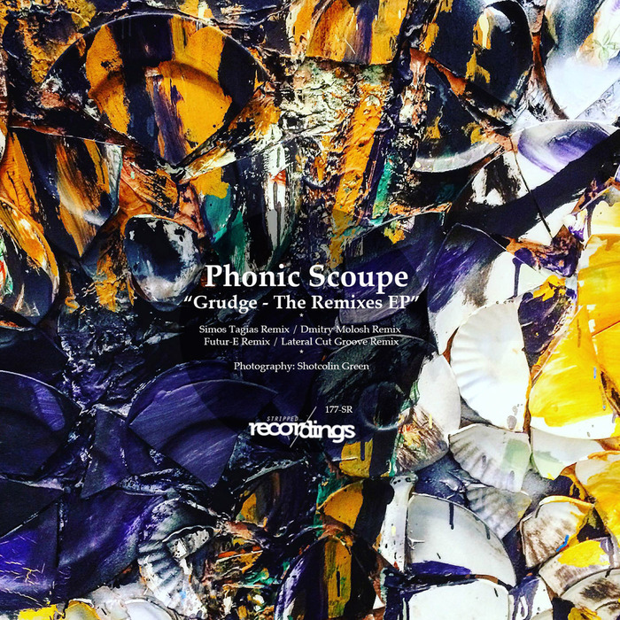 PHONIC SCOUPE - Grudge: Remixed