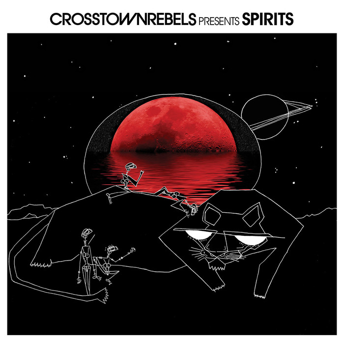 VARIOUS - Crosstown Rebels Present SPIRITS