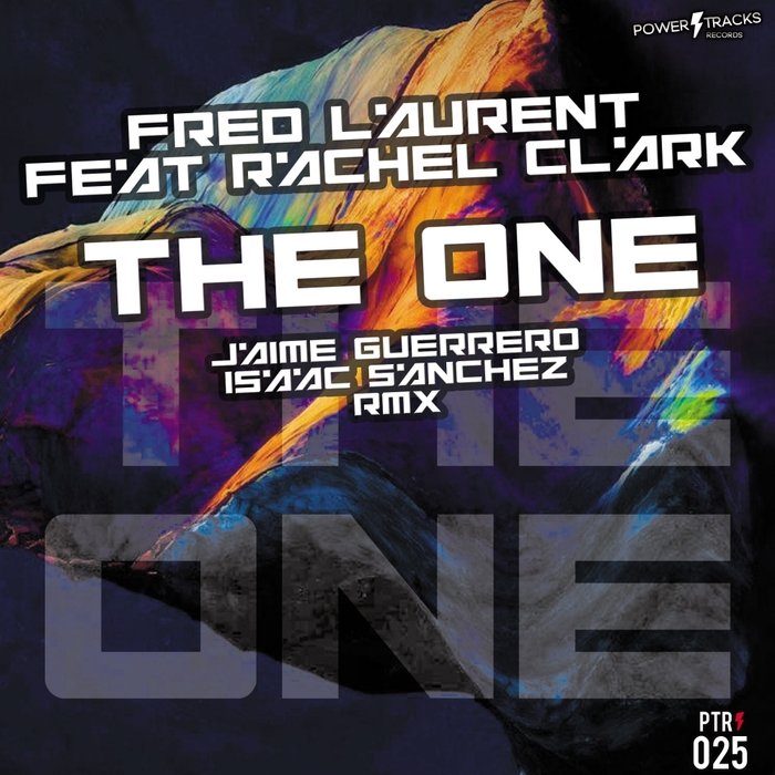 FRED LAURENT feat RACHEL CLARK - The One