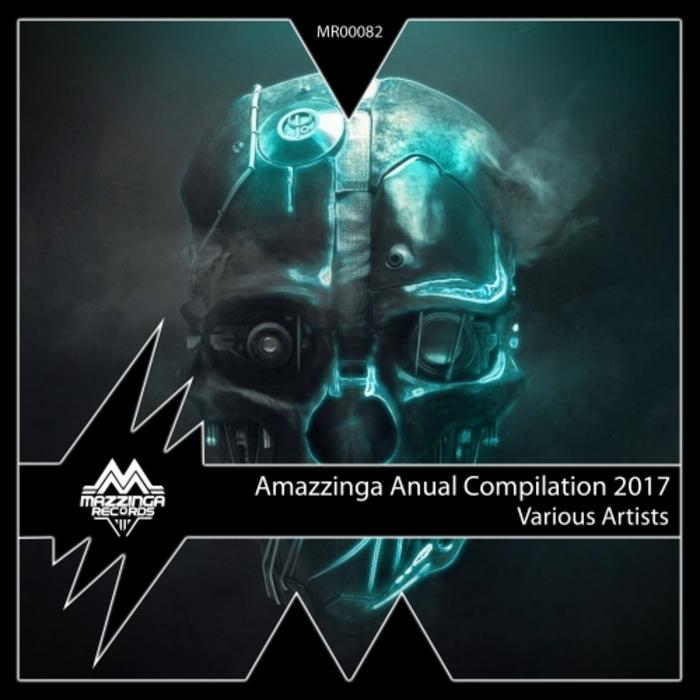 VARIOUS - Amazzinga Anual Compilation 2017