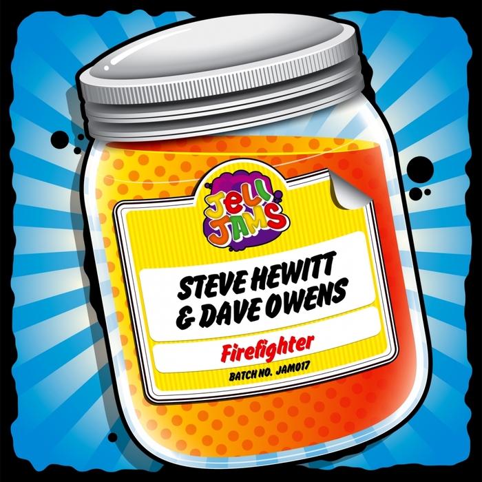 STEVE HEWITT & DAVE OWENS - Firefighter
