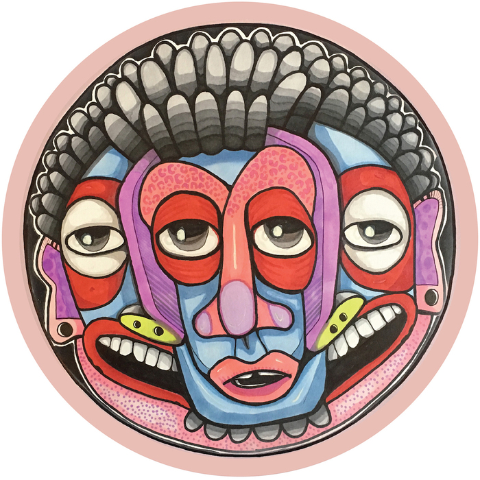 PATRICK TOPPING - Be Sharp Say Nowt