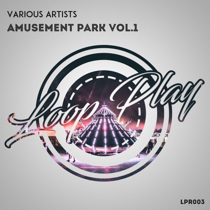 ANGELO F/ERIVELTON DAMASCENO/WOLF JAY/VELTRON - Amusement Park Vol 1