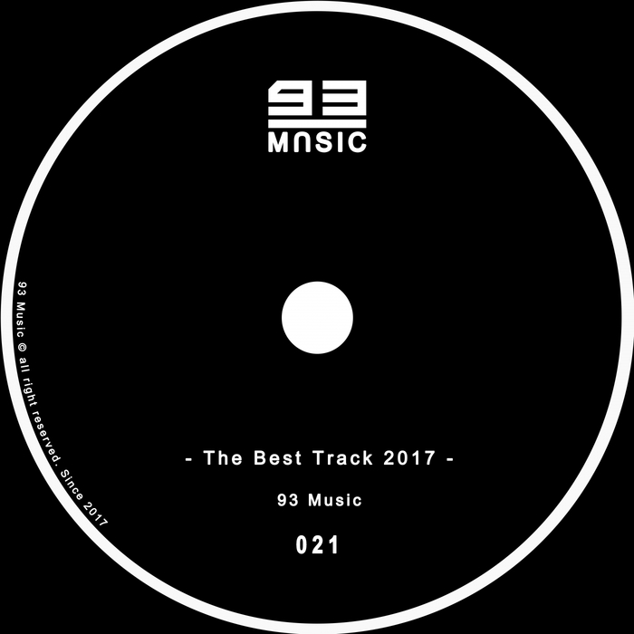 VARIOUS - The Best Track 2017 By: 93 Music II