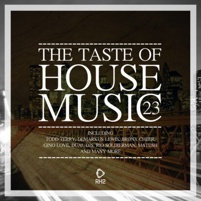 VARIOUS - The Taste Of House Music Vol 23