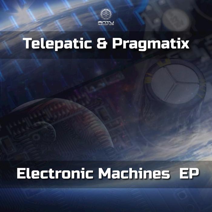TELEPATIC/PRAGMATIX - Electronic Machines
