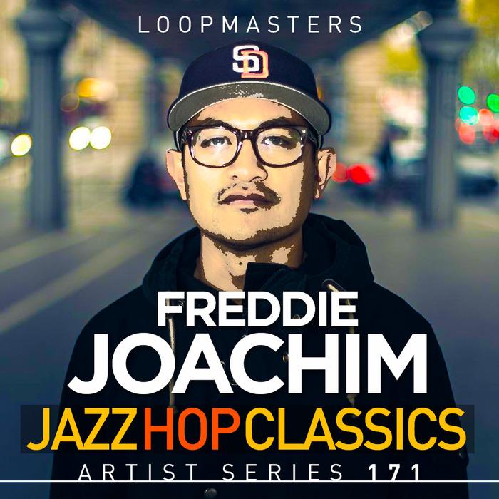 FREDDIE JOACHIM - Jazz Hop Classics (Sample Pack WAV/APPLE/LIVE/REASON)