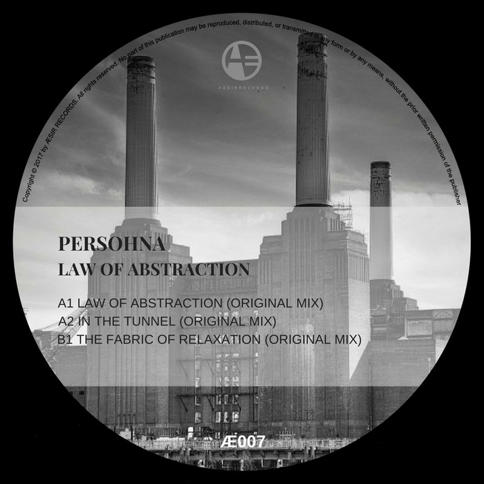 PERSOHNA - Law Of Abstraction