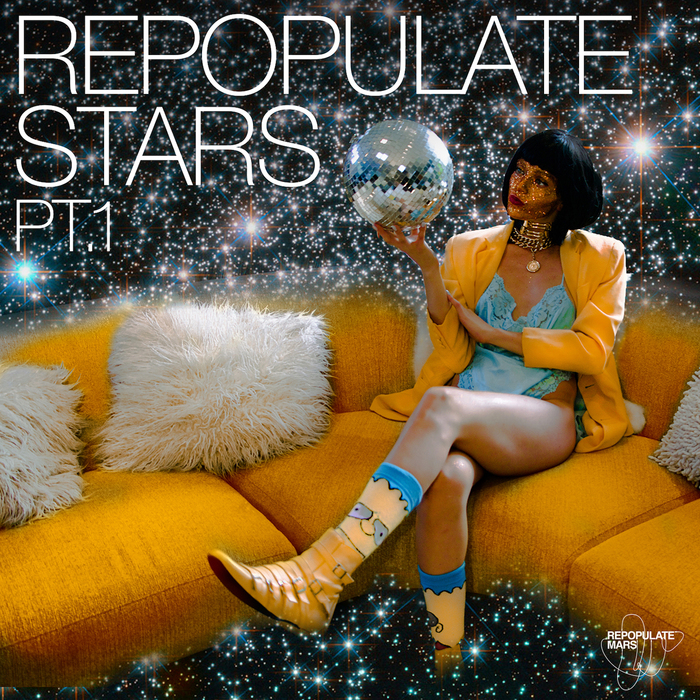 VARIOUS - Repopulate Stars Part 1