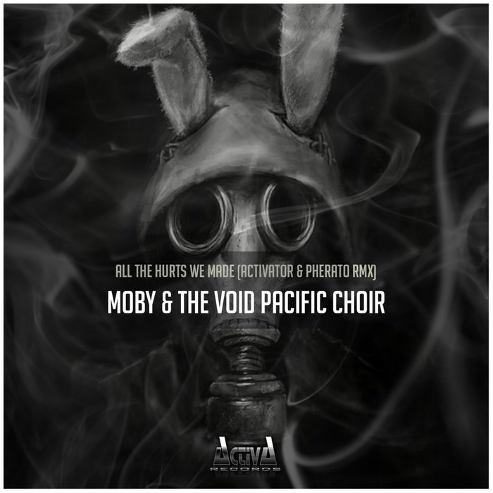 MOBY/THE VOID PACIFIC CHOIR - All The Hurts We Made (Activator & Pherato remix)