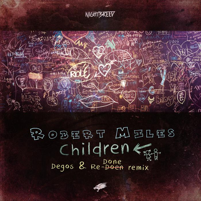 ROBERT MILES - Children