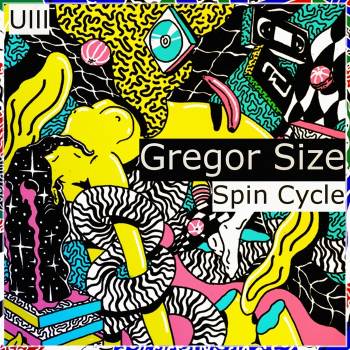 GREGOR SIZE - Spin Cycle
