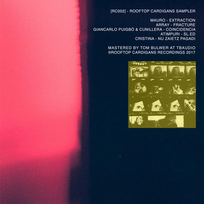 MAURO/ARRAY/GIANCARLO PUIGBO & CUNILLERA/ATIMPURI/CRISTINA - Rooftop Cardigans Sampler